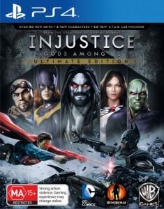 Injustice Gods Among Us Ultimate Edition www.iznajmips4.com