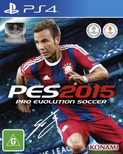 Pro Evolution Soccer 2015 www.iznajmips4.com